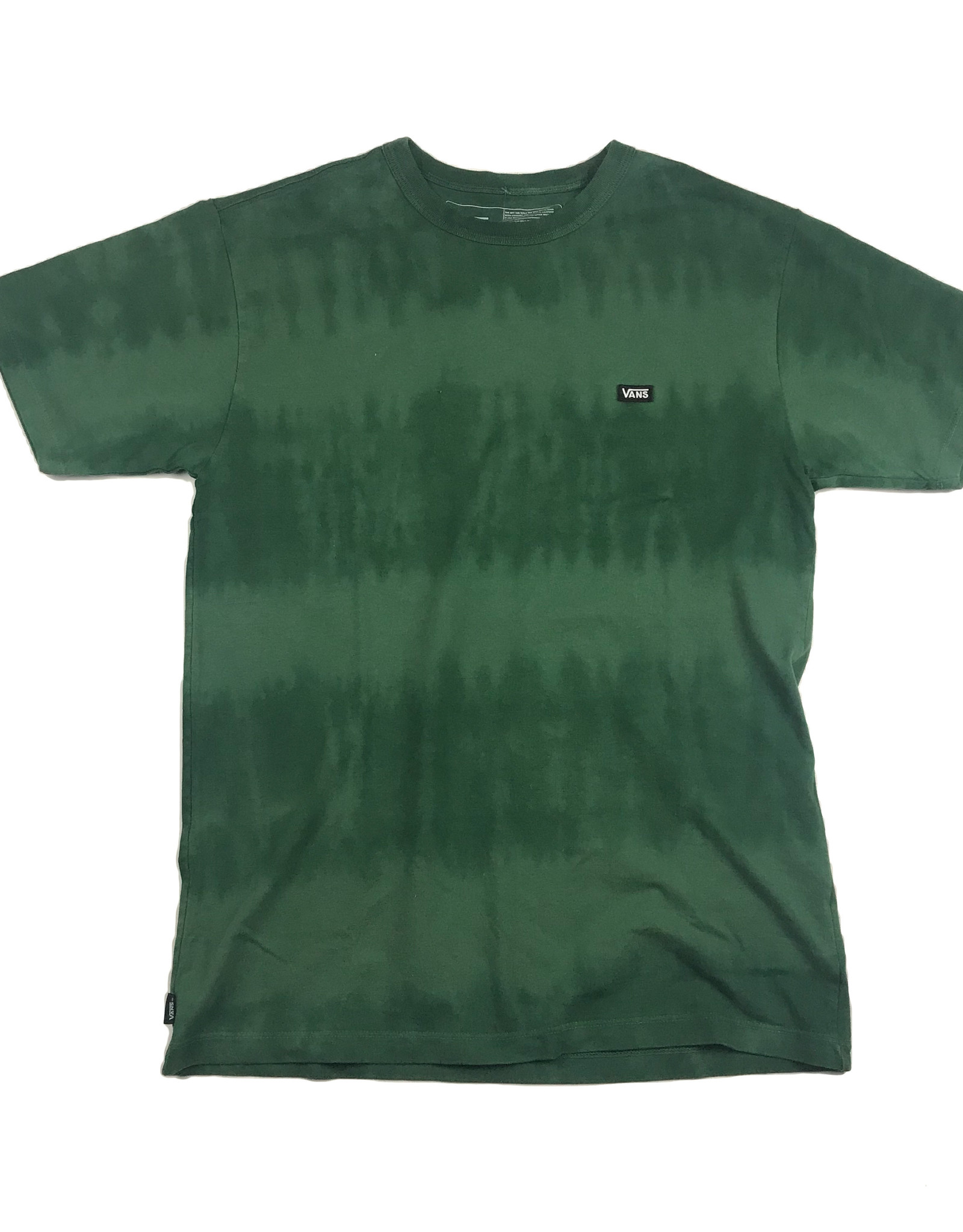 VANS VANS OFF THE WALL CLASSIC S/S TEE - PINE NEEDLE