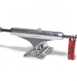 INDEPENDENT INDEPENDENT STAGE 11 FORGED TITANIUM TRUCKS - SILVER - 144