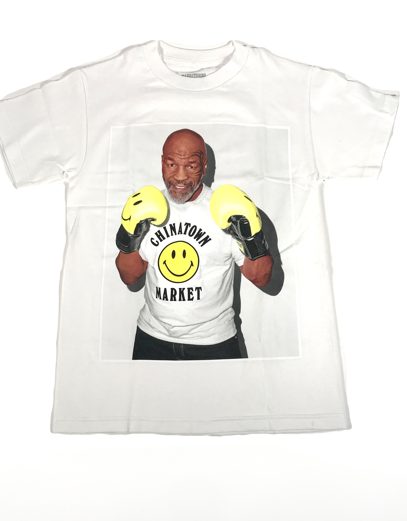 CHINATOWN MARKET CHINATOWN MARKET SMILEY PHOTO S/S TEE - (ALL COLORS)