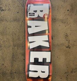 BAKER BRAND LOGO RED FOIL DECK - 8.25