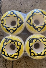 SATORI MOVEMENT SATORI BIG LINK YELLOW 101a WHEEL - 54MM