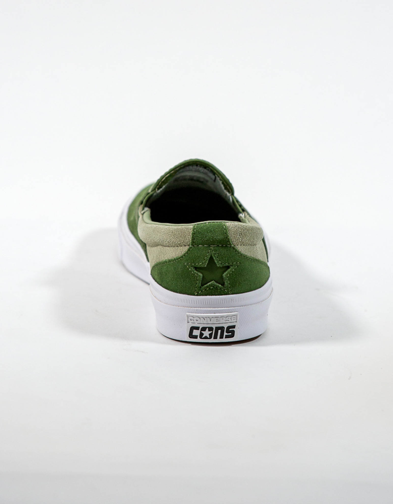 CONVERSE CONVERSE CONS ONE STAR CC SLIP PRO - CYPRESS GREEN/STREET SAGE