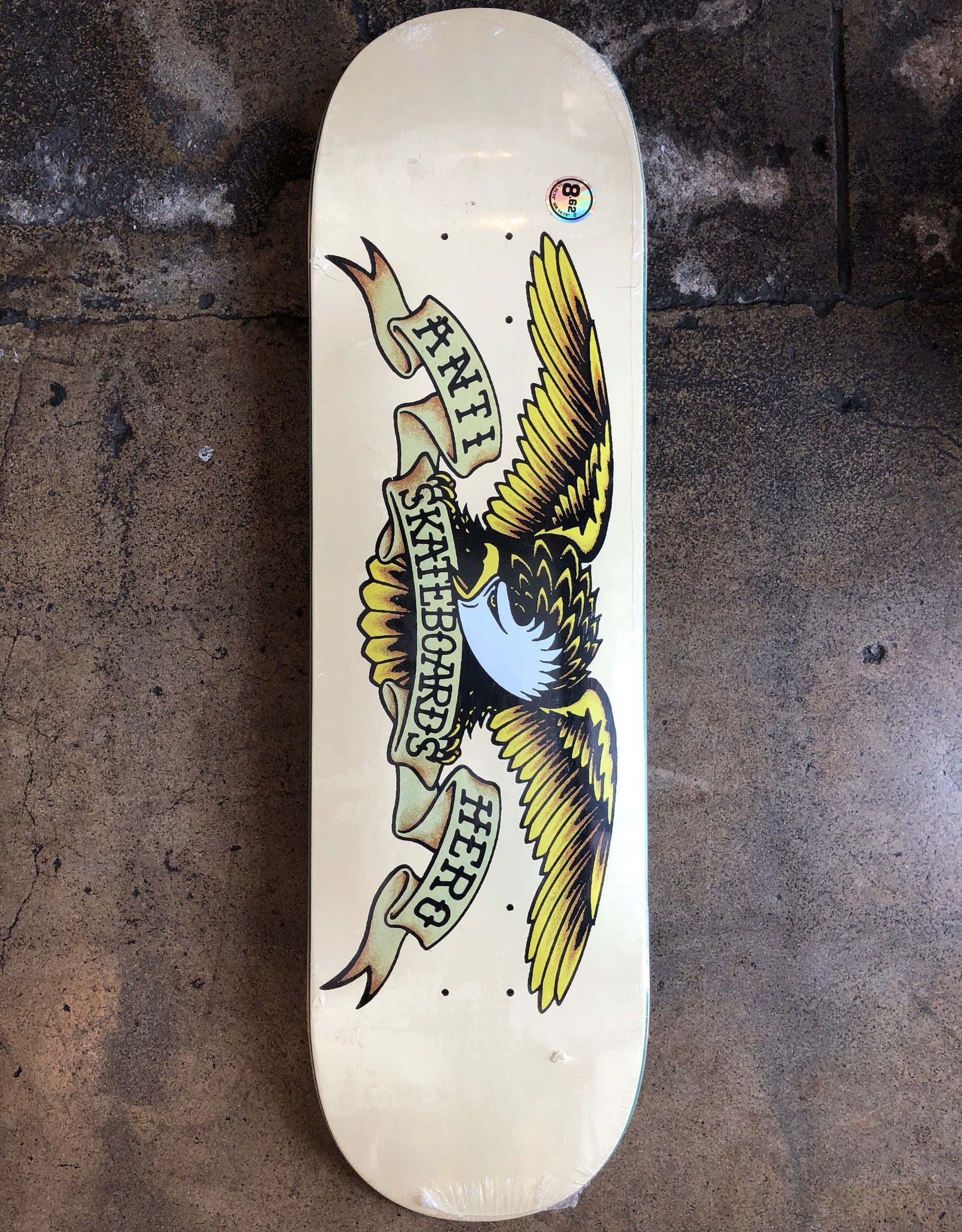 ANTI HERO ANTI HERO CLASSIC EAGLE DECK - 8.625