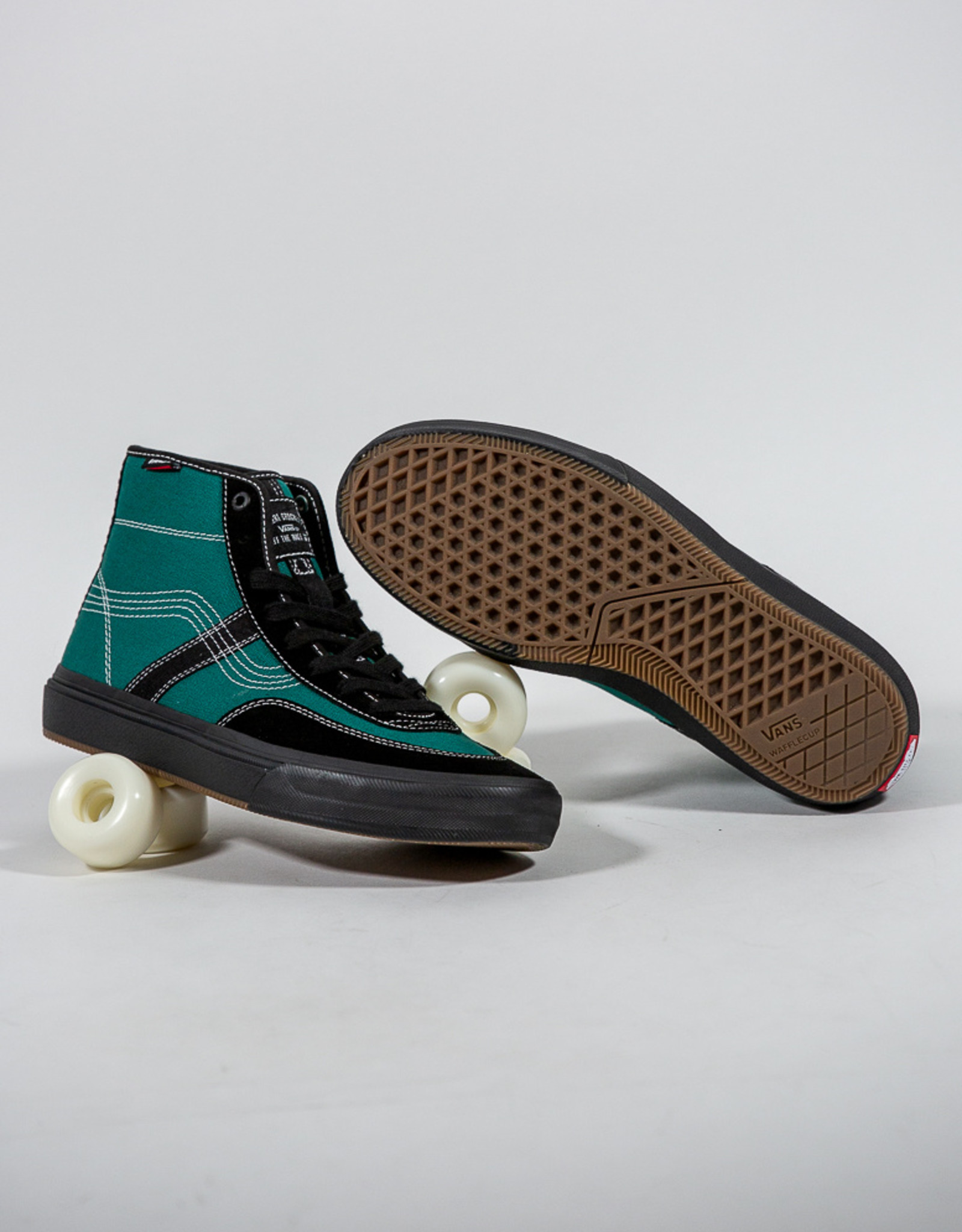 VANS VANS X QUASI CROCKETT HIGH PRO - (ALL COLORS)