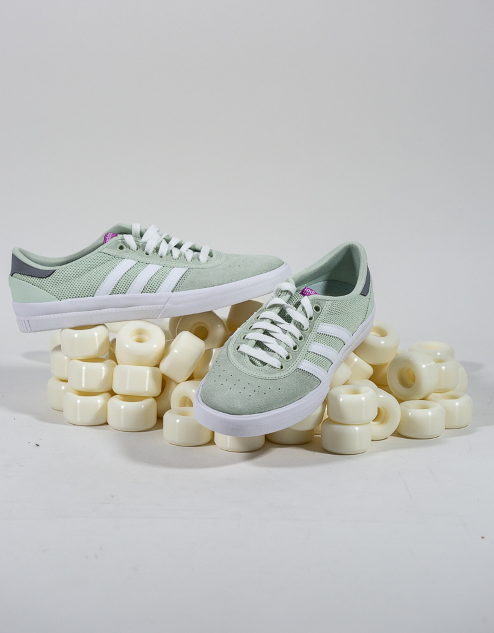 ADIDAS ADIDAS LUCAS PREMIER - LIGHT GREEN/WHITE