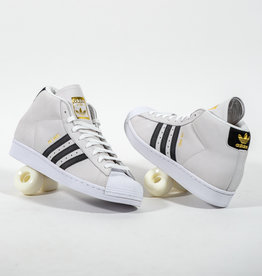 ADIDAS ADIDAS PRO MODEL - WHITE/ BLACK/ GOLD