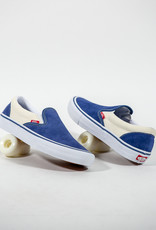 VANS VANS SLIP-ON PRO - STY NAVY/CLASSIC WHITE