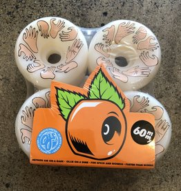 OJ WHEELS OJ BOSERIO HANDS ORIGINAL 97A WHEEL - 60MM