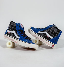 VANS VANS SK8-HI PRO LTD - (LOTTIES) BLUE/BLACK