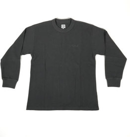 POLAR SHIN L/S THERMAL TEE - GRAPHITE