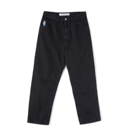 POLAR '93 DENIM - PTCH BLACK