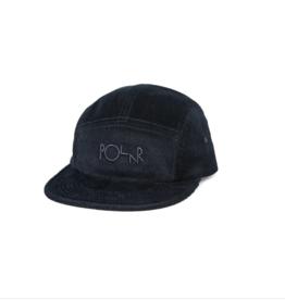 POLAR CORD SPEED CAP HAT - BLACK