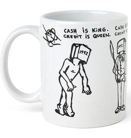 POLAR CASH IS QUEEN COFFEE MUG