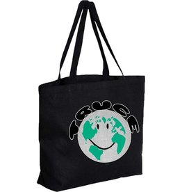 QUASI SKATEBOARDS QUASI TRUCE TOTE BAG - BLACK