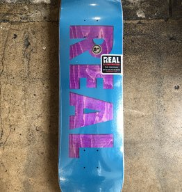 REAL SKATEBOARDS REAL BOLD TEAM SERIES DECK - 8.25
