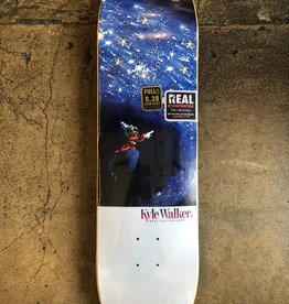 REAL SKATEBOARDS REAL KYLE SORCERER DECK - 8.38