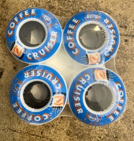 SML COFFEE CRUISER ICE 78A WHEEL BLUE - 50MM