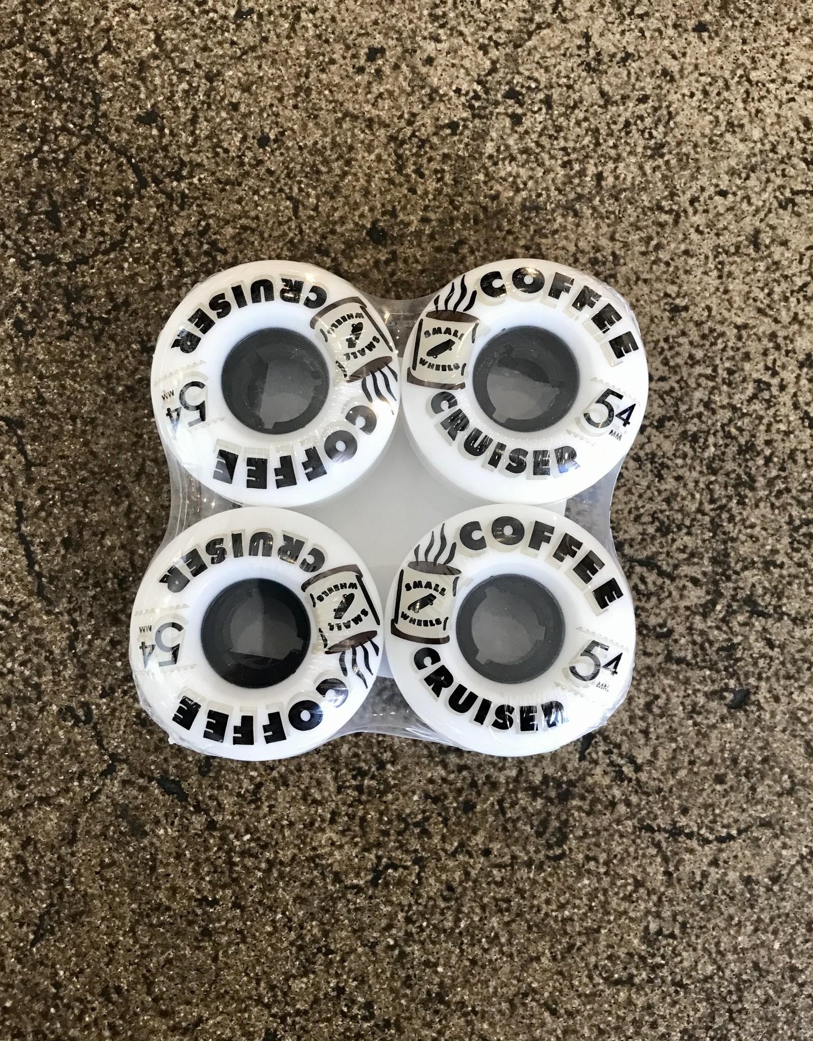 SML COFFEE CRUISER GHOSTS 78A WHEEL - 54MM