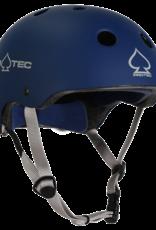 PRO-TEC CLASSIC CERTIFIED MATTE BLUE HELMET
