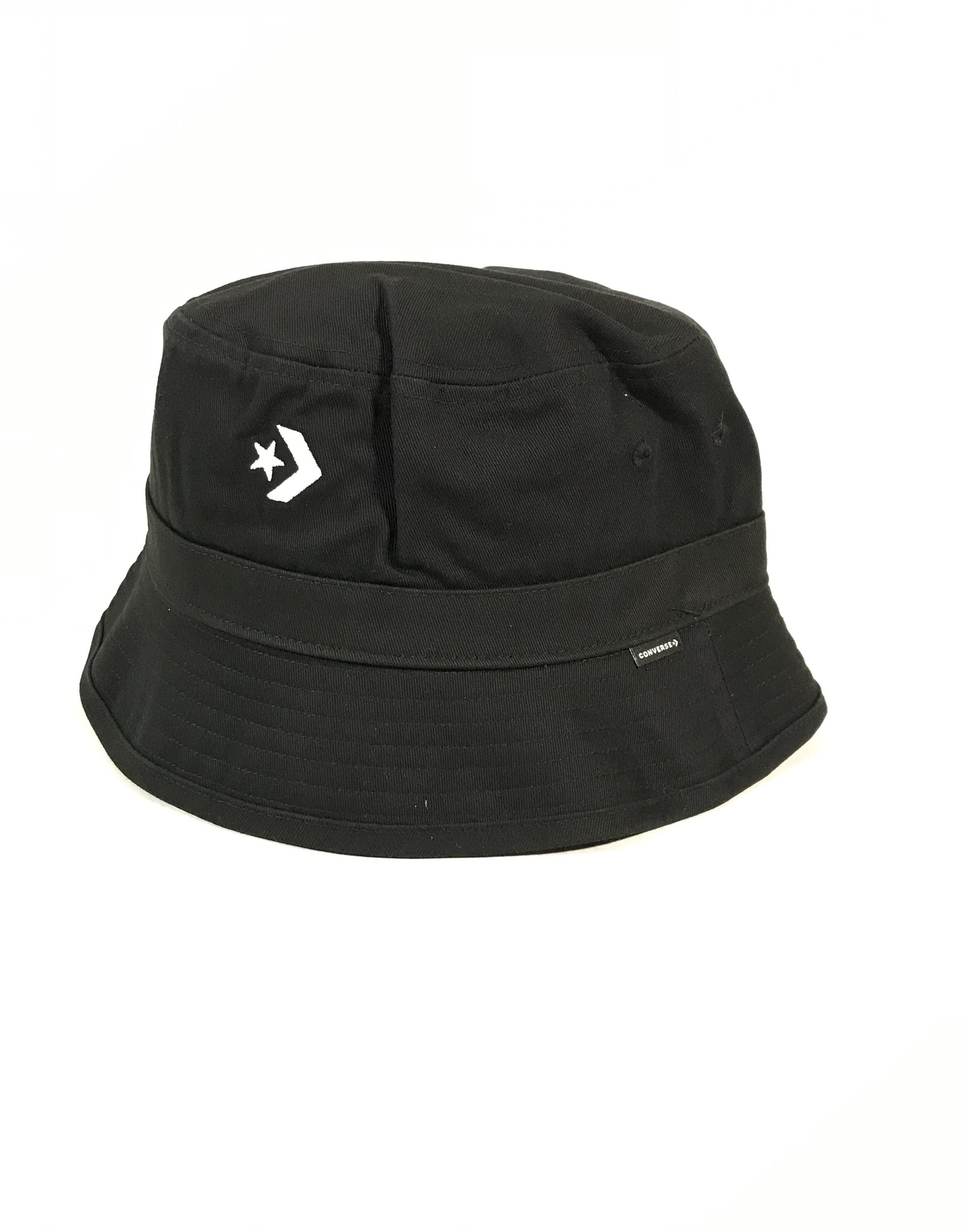 CONVERSE CONVERSE CONS CLASSIC BUCKET HAT - BLACK