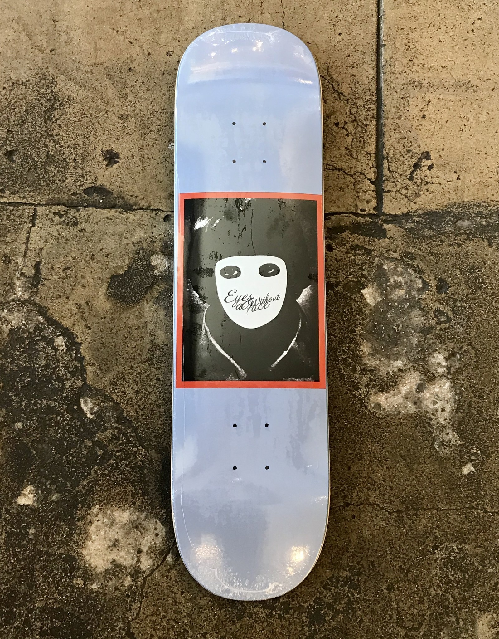 HOCKEY NO FACE BLUE DECK - (ALL SIZES)