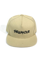 HOCKEY HELLHOLE SNAPBACK HAT - (ALL COLORS)