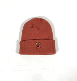 TOY MACHINE SKETCH MONSTER BEANIE - RUST