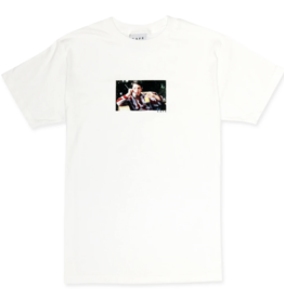 "SKATEBOARD CAFE SKATEBOARD CAFE ""DAY OFF"" S/S TEE - WHITE"
