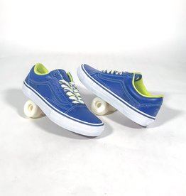 VANS VANS OLD SKOOL PRO LTD - (QUARTERSNACKS) ROYAL