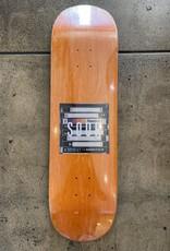 SOUR SKATEBOARDS SOUR BOX LOGO VHS DECK - 8.75