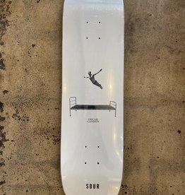 SOUR SKATEBOARDS SOUR OSCAR BED OF NAILS DECK -  8.375