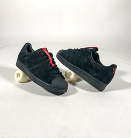 ADIDAS ADIDAS SUPERSTAR ADV X THRASHER -   BLACK/SCARLET/GOLD