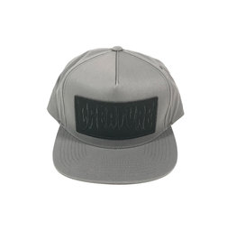 CREATURE CREATURE REVERSE PATCH SNAPBACK HAT- DARK GREY