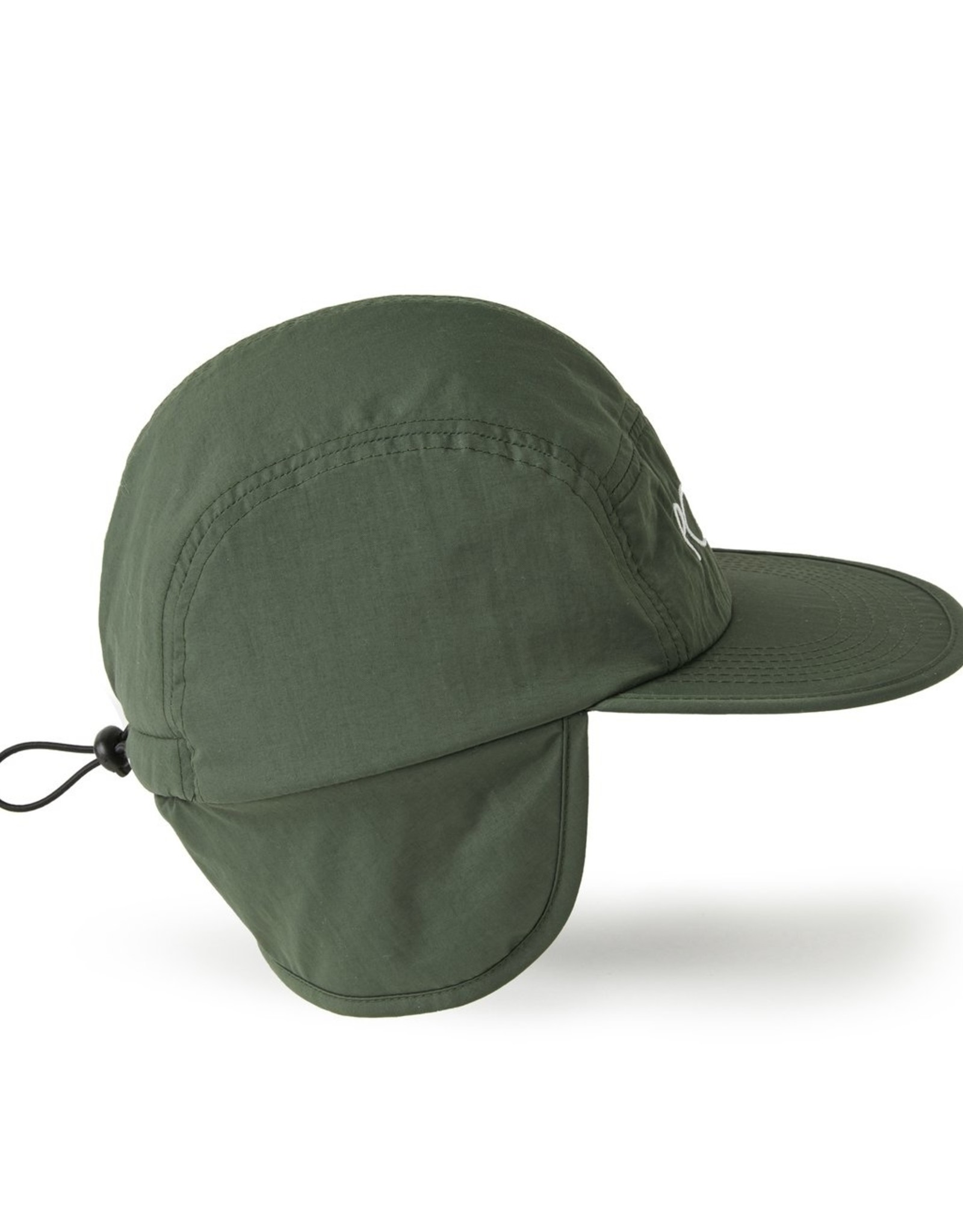 POLAR FLAP CAP - ARMY GREEN
