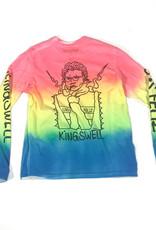 KINGSWELL KINGSWELL GONZ L/S TEE - MULTI