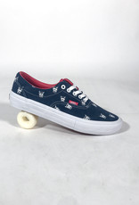 VANS VANS ERA PRO - (KADER SYLLA) NAVY/RED