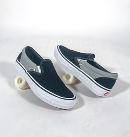 VANS VANS SLIP-ON PRO - (NATION) BLAK/SILVER