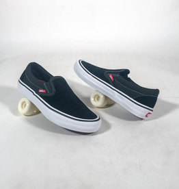 VANS VANS SLIP-ON PRO - BLACK/WHITE/GUM