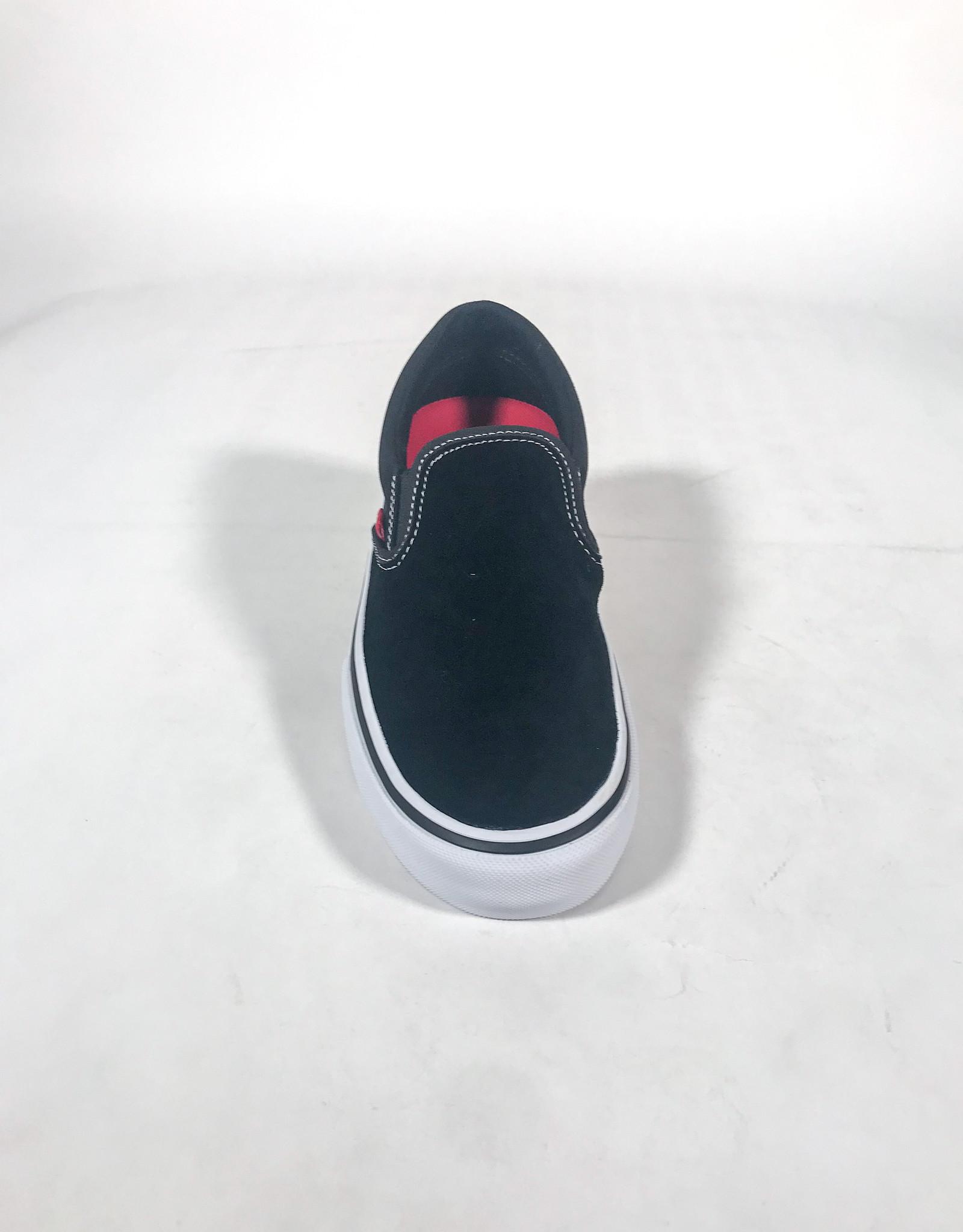 VANS VANS SLIP-ON PRO - BLACK/WHITE/GUM
