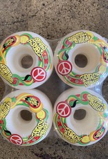 GHETTO CHILD GHETTO CHILD PEACE TOREY PUDWILL WHEEL - 52MM