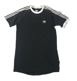 ADIDAS ADIDAS CALIFORNIA 2.O T-SHIRT - BLACK/WHITE - SMALL