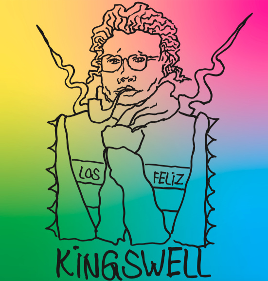 Kingswell's Mark Gonzales Sketchy Skateshop Collection