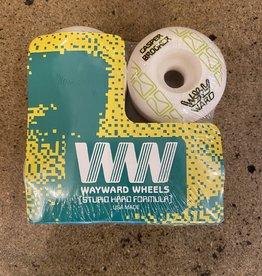 WAYWARD WAYWARD CASPER BROOKER FUNNEL CUT WHEEL 101 - 53MM