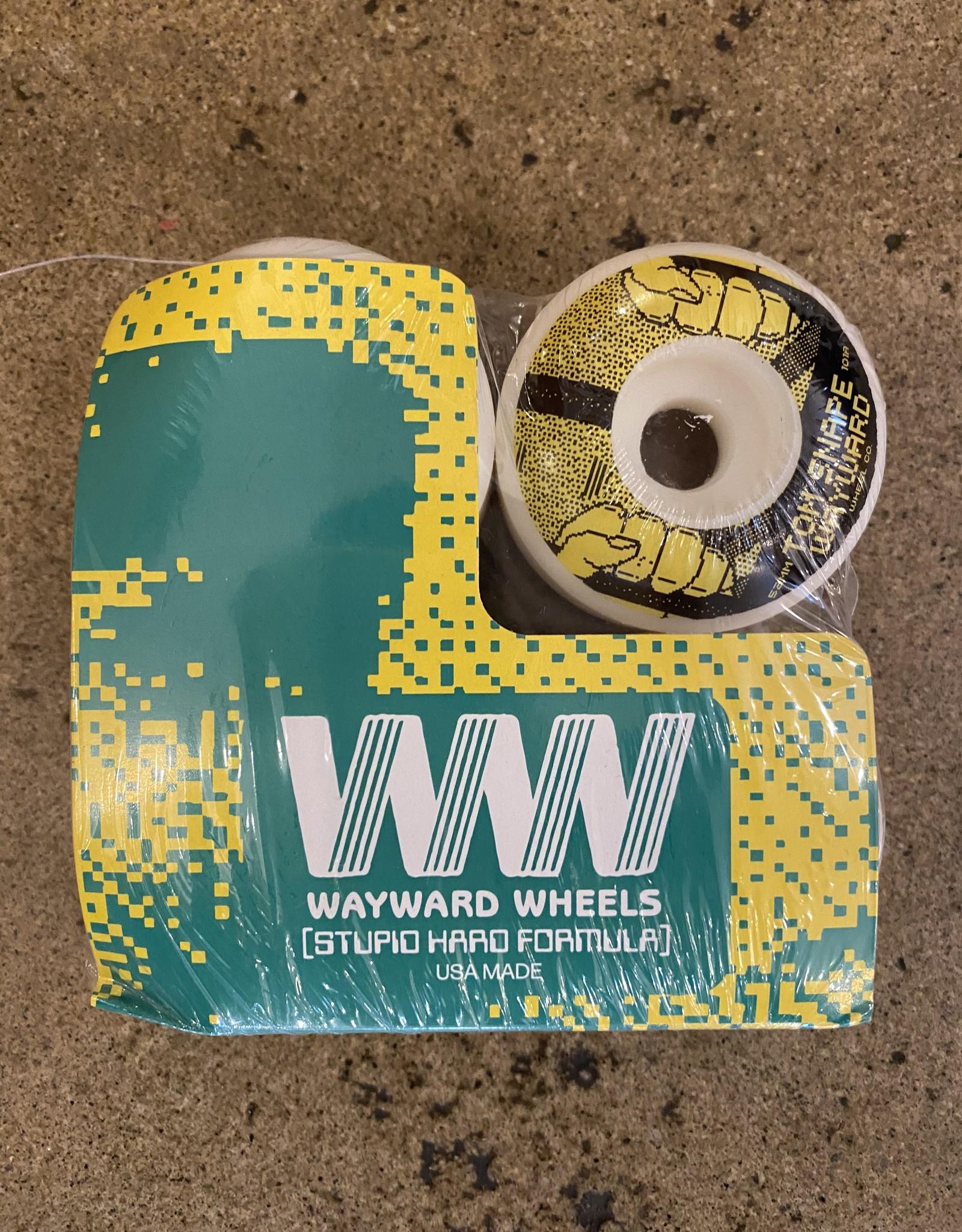 WAYWARD WAYWARD TOM SNAPE CLASSIC CUT WHEEL 101 - 52MM