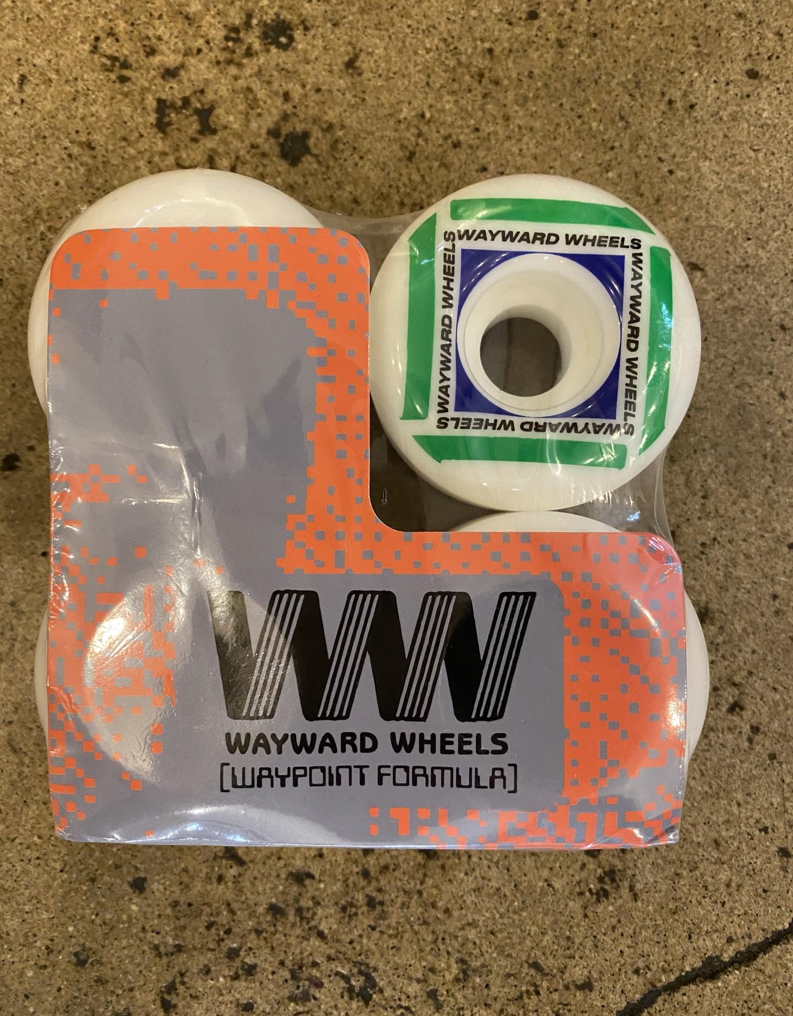 WAYWARD WAYWARD WAYPOINT FUNNEL CUT  CUT WHEEL 83 - 55MM