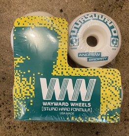 WAYWARD WAYWARD BROPHY CLASSIC CUT  CUT WHEEL 101 - 54MM