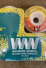 WAYWARD WAYWARD SAMMY WINTER FUNNEL CUT  CUT WHEEL 101 - 53MM