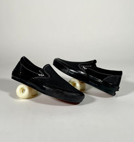 VANS VANS SKATE SLIP-ON - BLACK