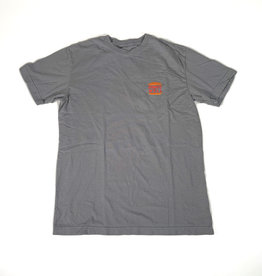 KINGSWELL BURGER EMBROIDERED TEE
