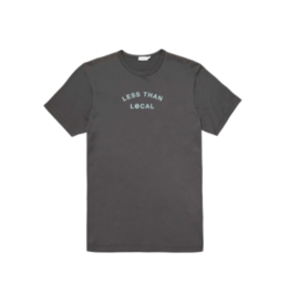 LESS THAN LOCAL LESS THAN LOCAL ARC LOGO SHIRT